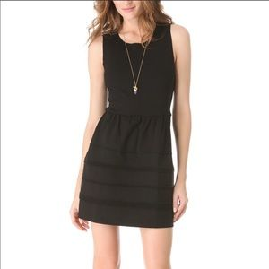 Madewell Silhouette LBD | XS